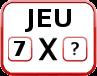 apprendre la table de 7 en jouant