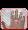 Multiplications, méthode avec les doigts